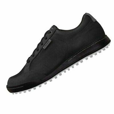 cardiff black golf shoes mens athletic shoes