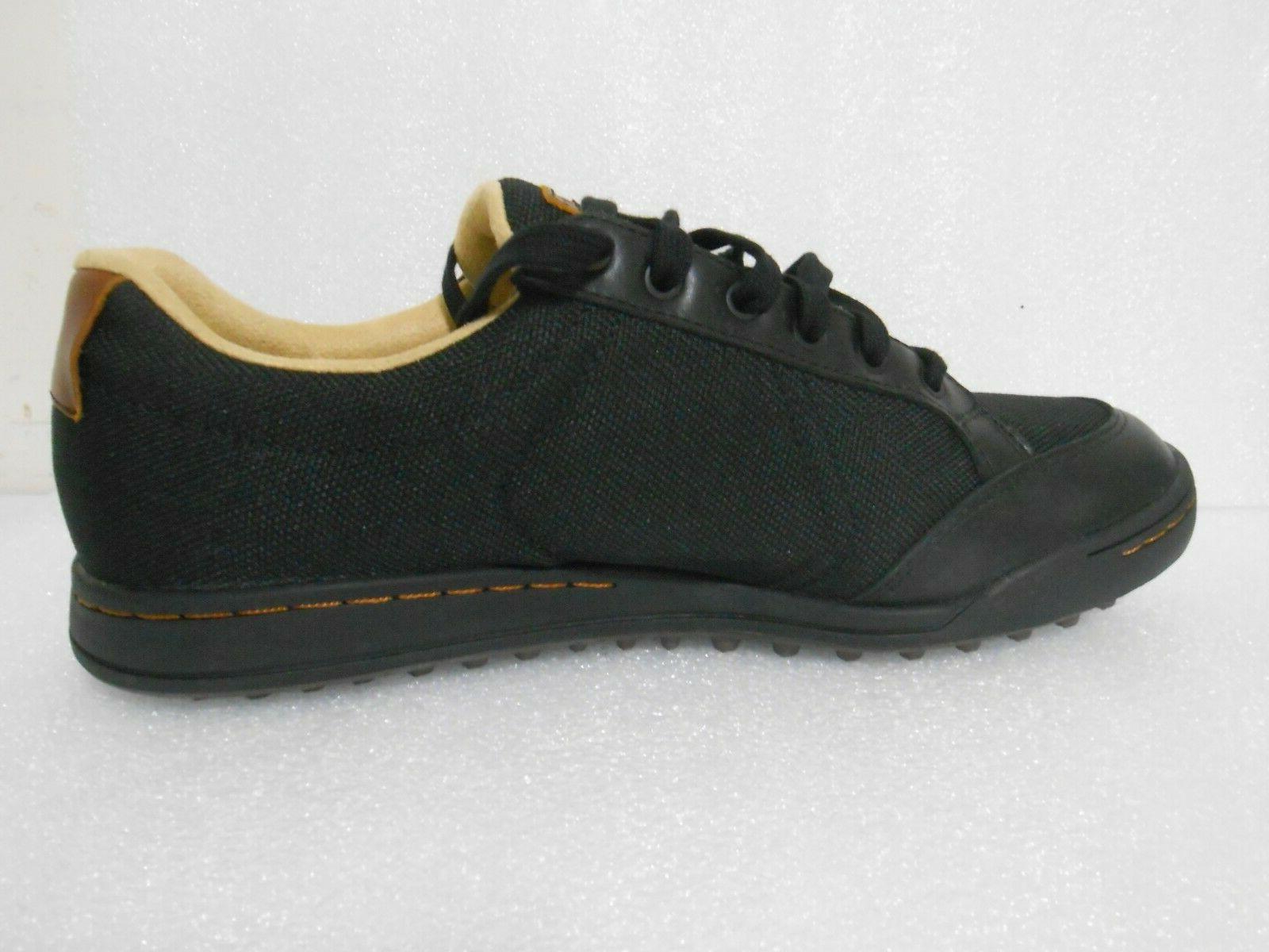 Ashworth Mesh Spikeless Golf Black Sz 9 Style G54226 New