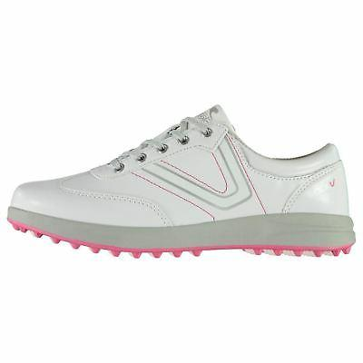 slazenger casual ladies golf shoes white spikeless trainers