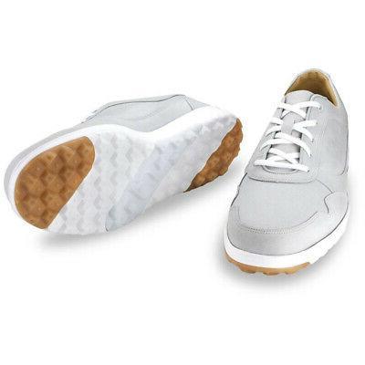 Footjoy Casual Golf Shoes Grey - & Width