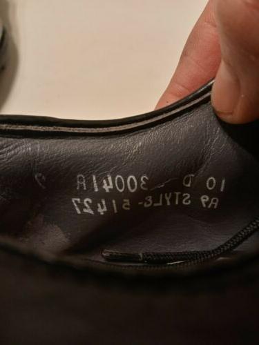 Footjoy Shoes Black Leather 10