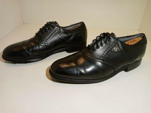 Footjoy Classics Dry Golf Shoes Leather 10