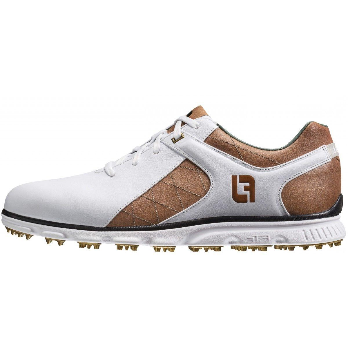 CLOSEOUT! NEW FootJoy Mens Pro SL Spikeless Golf Shoes White