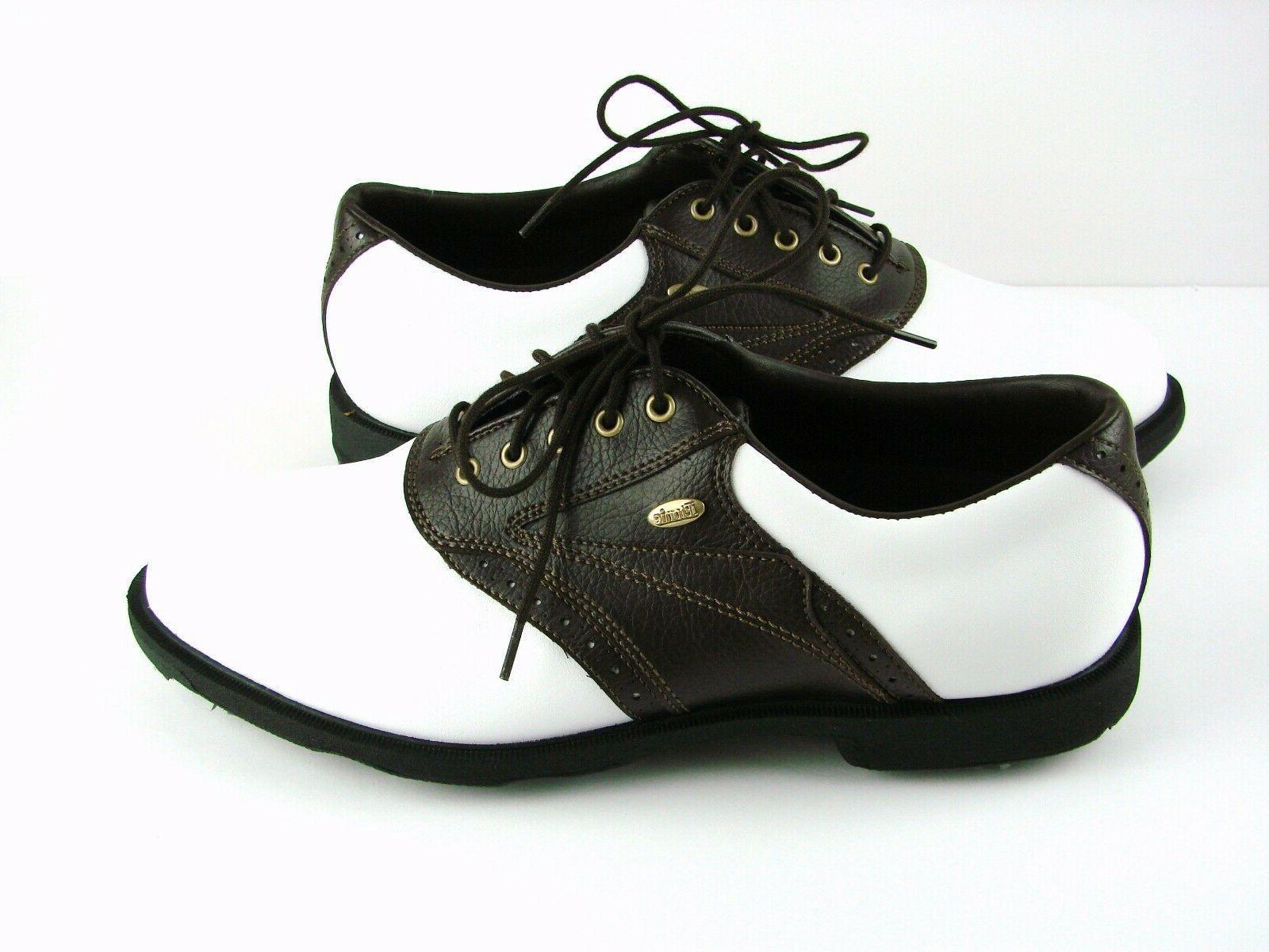 comfort golf shoes mens sz 9 5