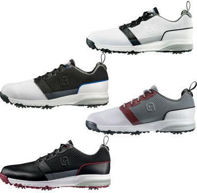 Footjoy Contour Fit Golf Shoes Waterproof Men S New
