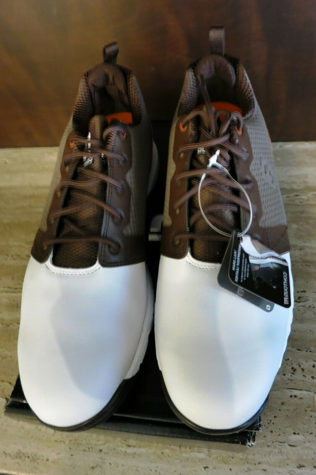 FootJoy Contour Fit Golf Shoes Size 10.5