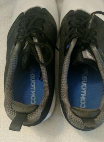 FootJoy black men's 10.5m golf shoes