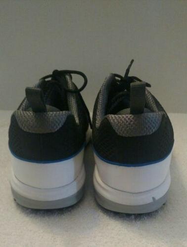 FootJoy Contour fit black men's 10.5m golf shoes