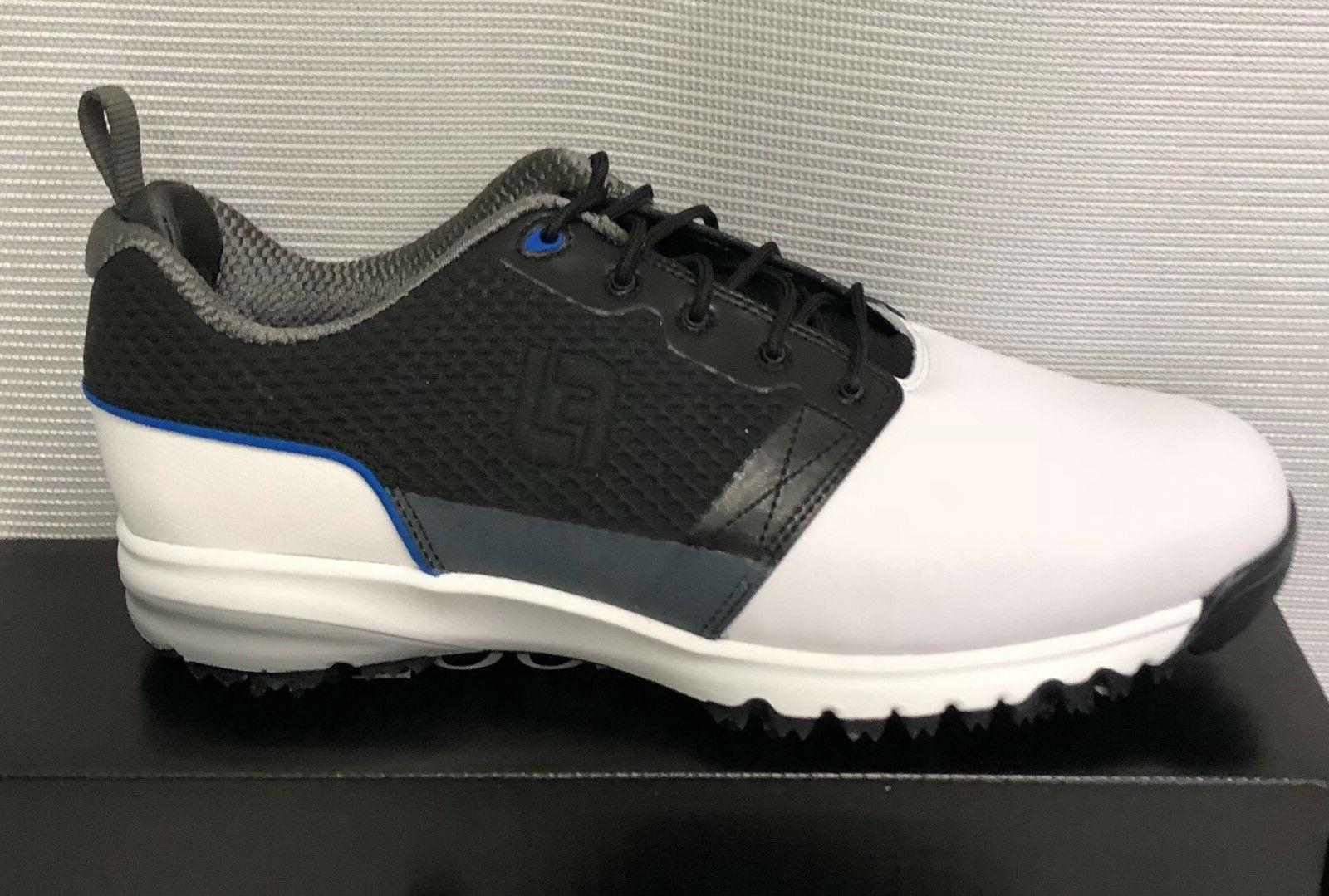 FootJoy ContourFIT Shoes - White in Box