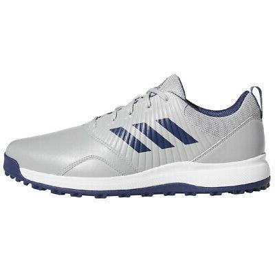Adidas Traxion Golf - Gray/Indigo