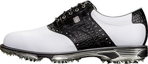 dryjoys tour cleated golf white
