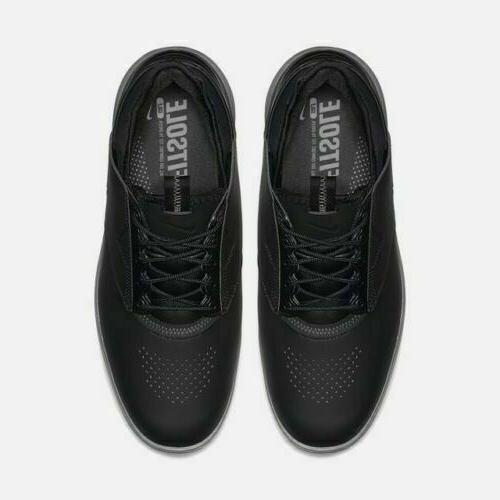 DS Nike Direct 9 Black/Metallic Silver 923966