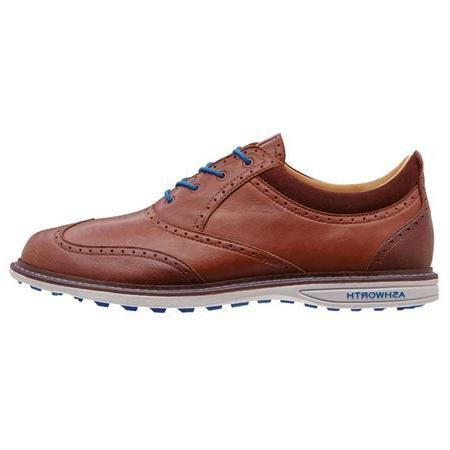 Ashworth Mens Wing Tip Shoes Medium 11 1/2, 11 1/2