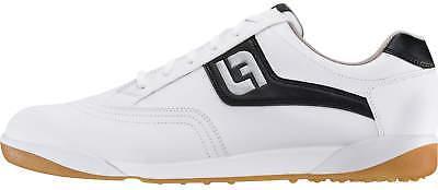 fj originals golf shoes 45345 white black