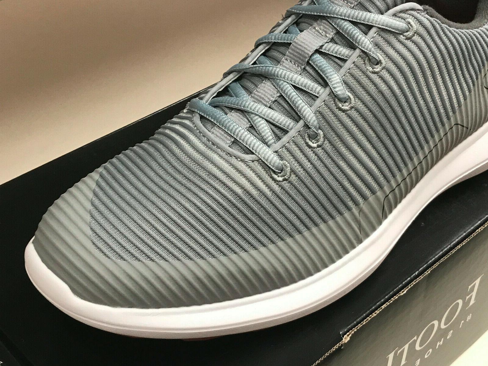 FootJoy Golf Shoes 56251 Grey WATERPROOF Were
