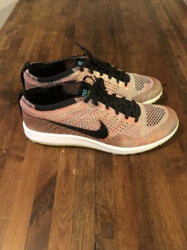 Nike Flyknit Shoes Jade New Size 13