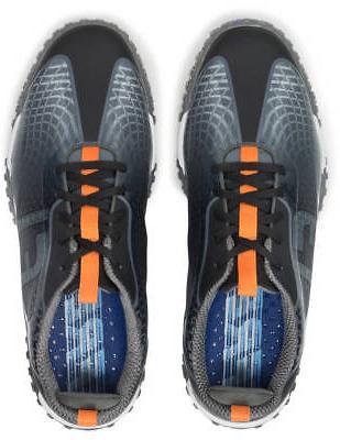FootJoy Shoes Black/Orange New Size