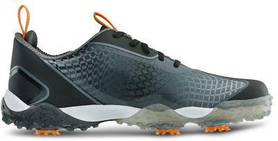 FootJoy Shoes Black/Orange 57347 New -