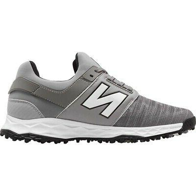 New Fresh Links Golf Shoes - Grey