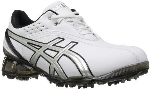 ASICS Pro Golf Shoe,Black/Silver,11