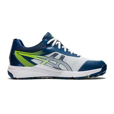 ASICS COURSE ACE MENS WHITE/PURE SILVER - SIZE