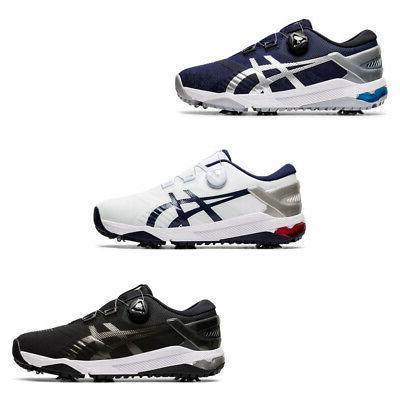 gel course duo boa golf shoes flytefoam