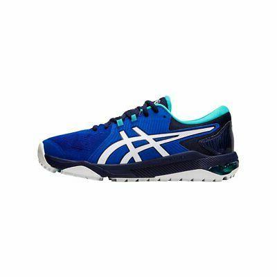 Asics Gel Course Glide Blue Mens Golf Shoes