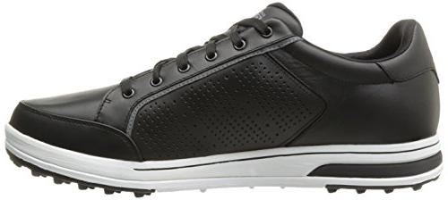 Skechers Men's Drive 2 Shoe,Black/White,10 M