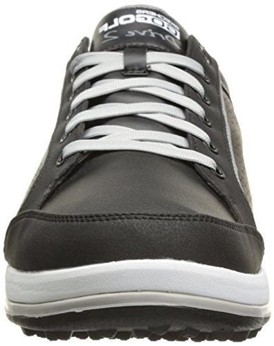 Skechers Performance Golf Drive 2 Shoe,Black/White,12
