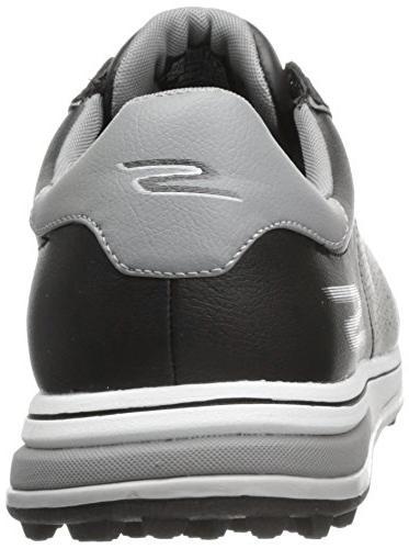 Skechers Performance Golf Golf Shoe,Black/White,12