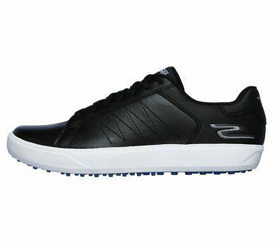 Skechers Black/Blue -