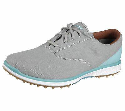 Skechers Go Golf Elite 2 Women's Golf Shoes 14859 CCBL Charc