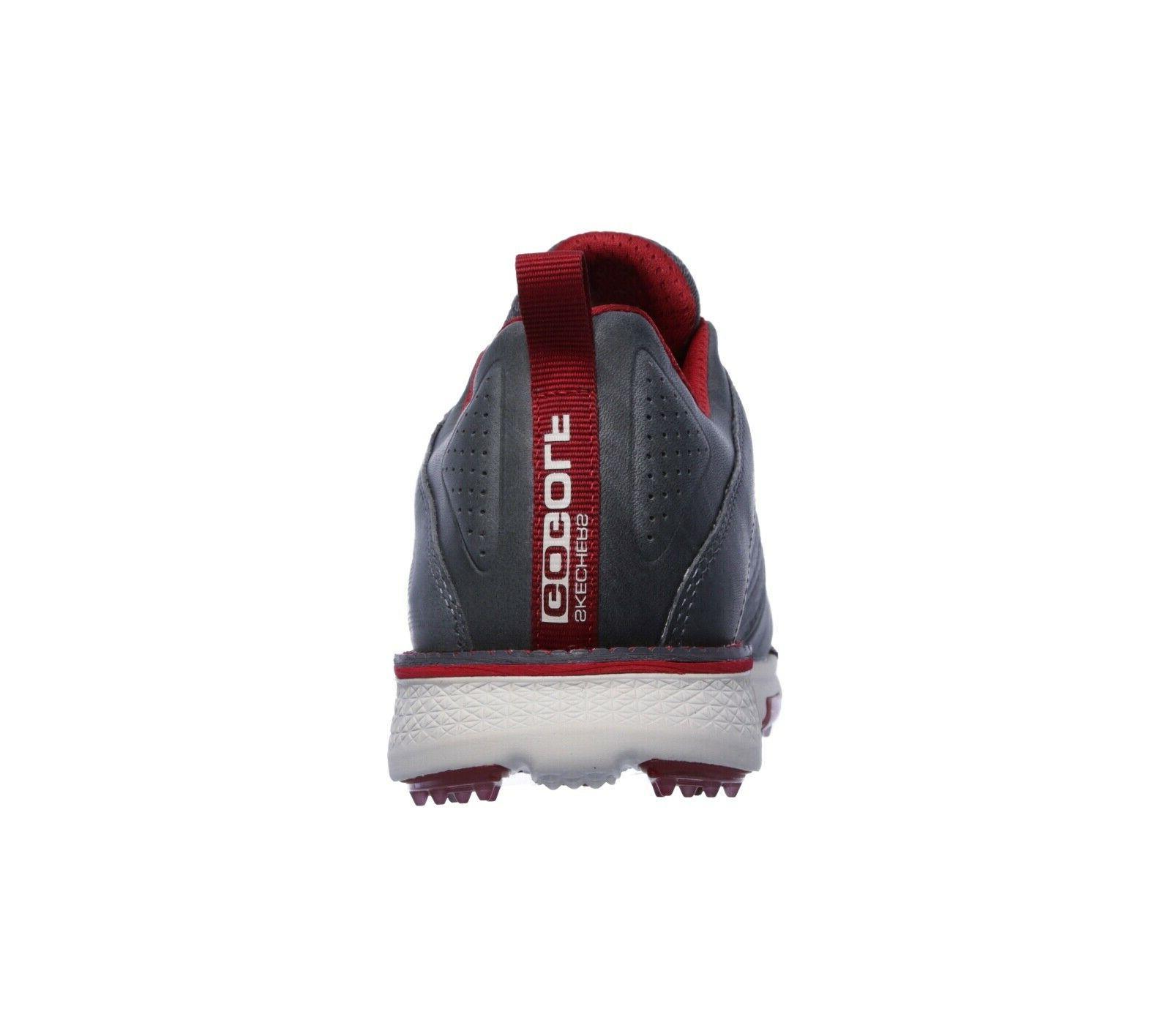 Skechers Go Golf Elite V.3 LX™ Shoes-Style 54524EWW-CCRD