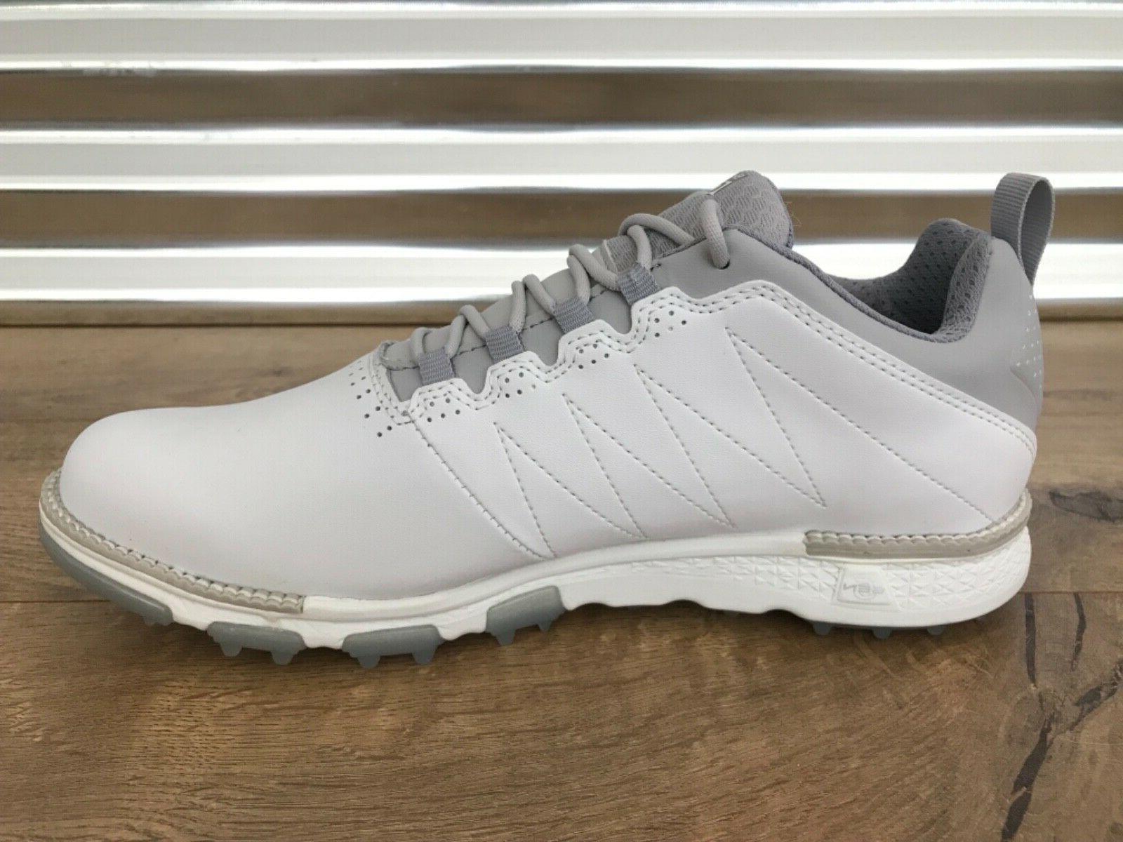 Skechers V3 Shoes White Gray