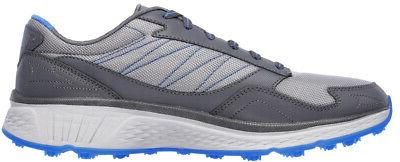 Skechers Go Golf Spikeless Golf Shoes Black/White - Size Width
