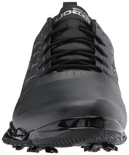 Skechers Men's Go Golf Shoe,Black,11 M US