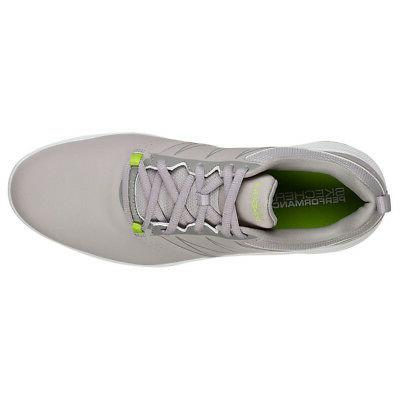 Skechers Golf Shoes Grey/Lime