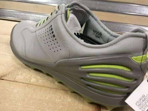 ECCO Golf Cage Golf Gray Green