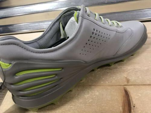 ECCO Cage Golf Shoes Gray