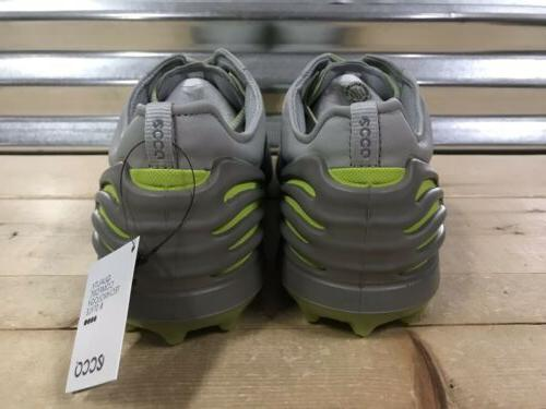 ECCO Golf Cage Golf Shoes Gray