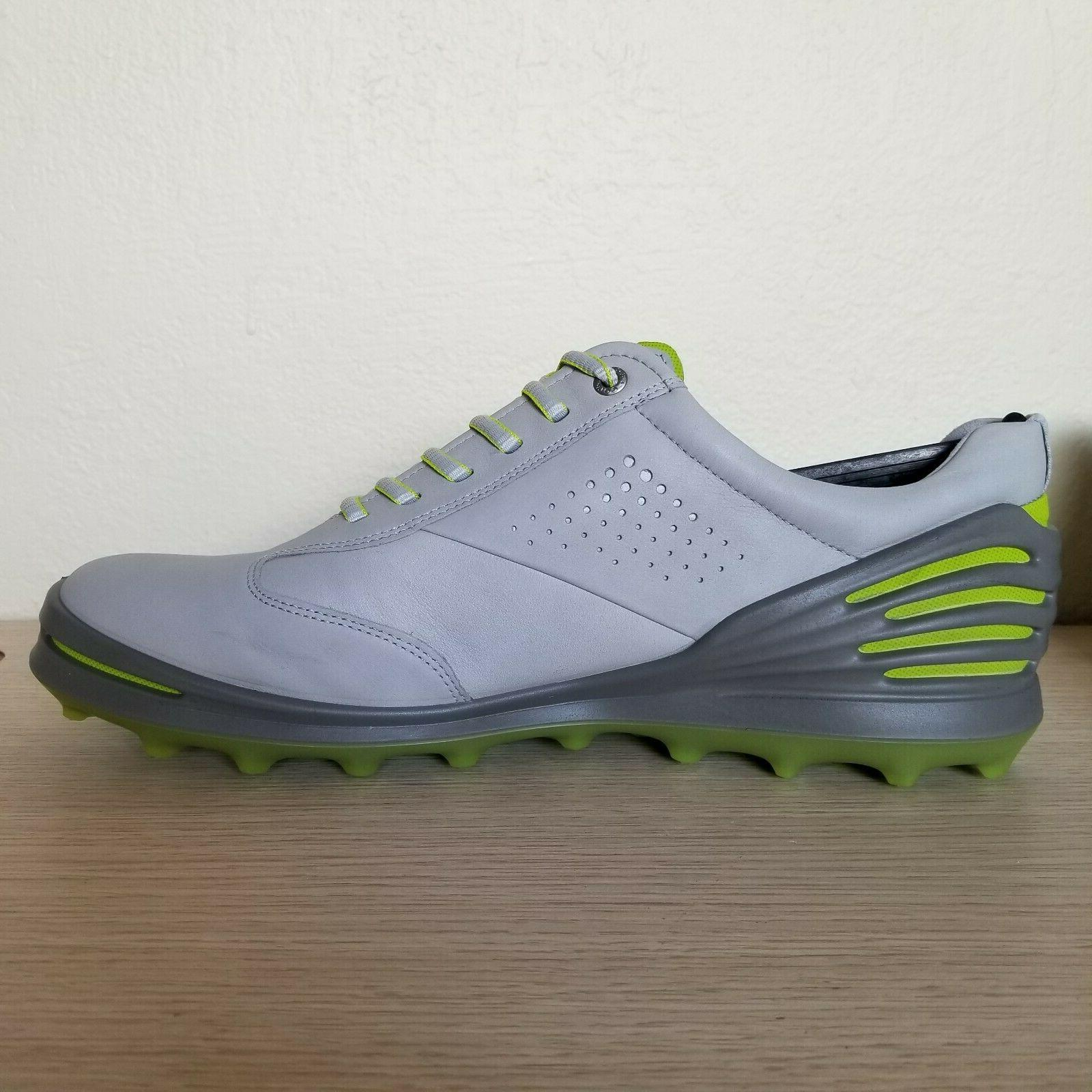 Spikeless shoes Gray Green
