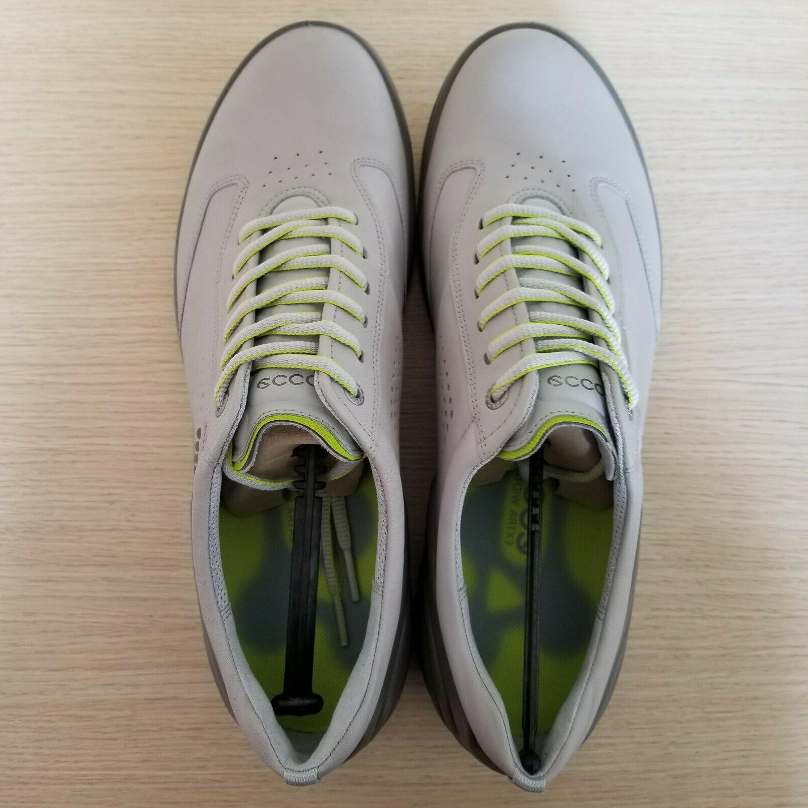 ECCO Golf Cage Pro Spikeless Golf Gray