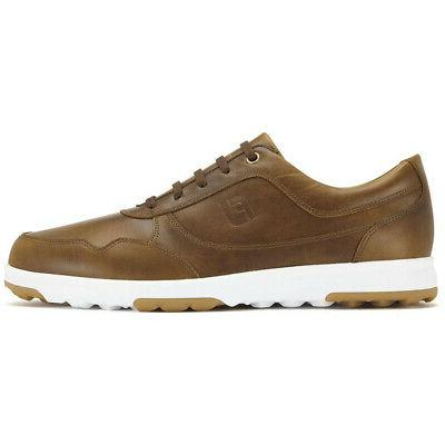 golf casual spikeless golf shoes taupe
