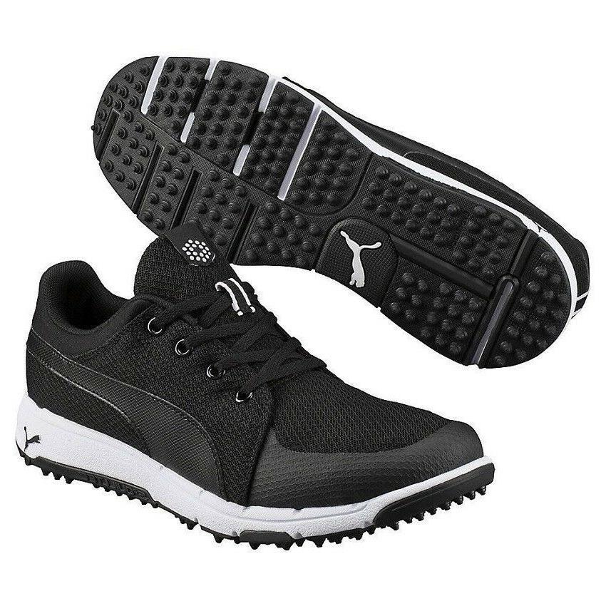 golf grip sport tech spikeless golf shoes