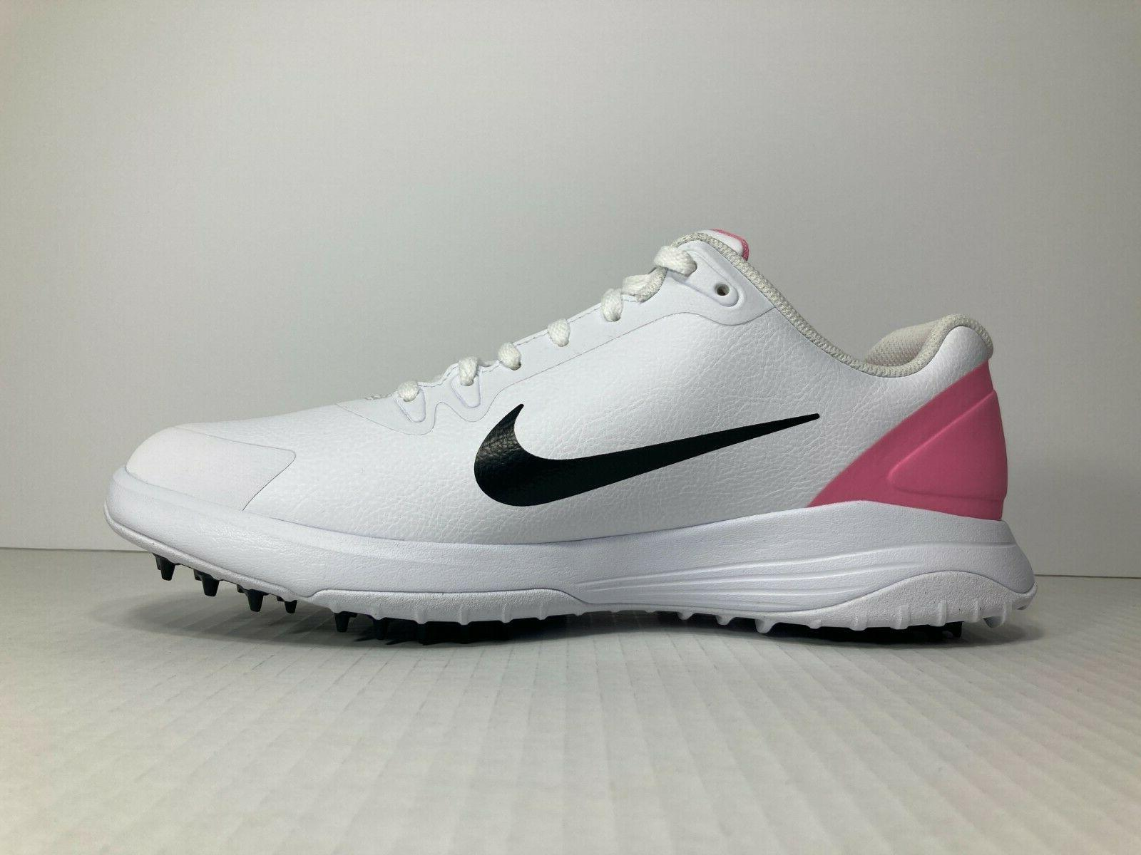 NIKE INFINITY Mens Golfing Shoes Cleats Spikes - -