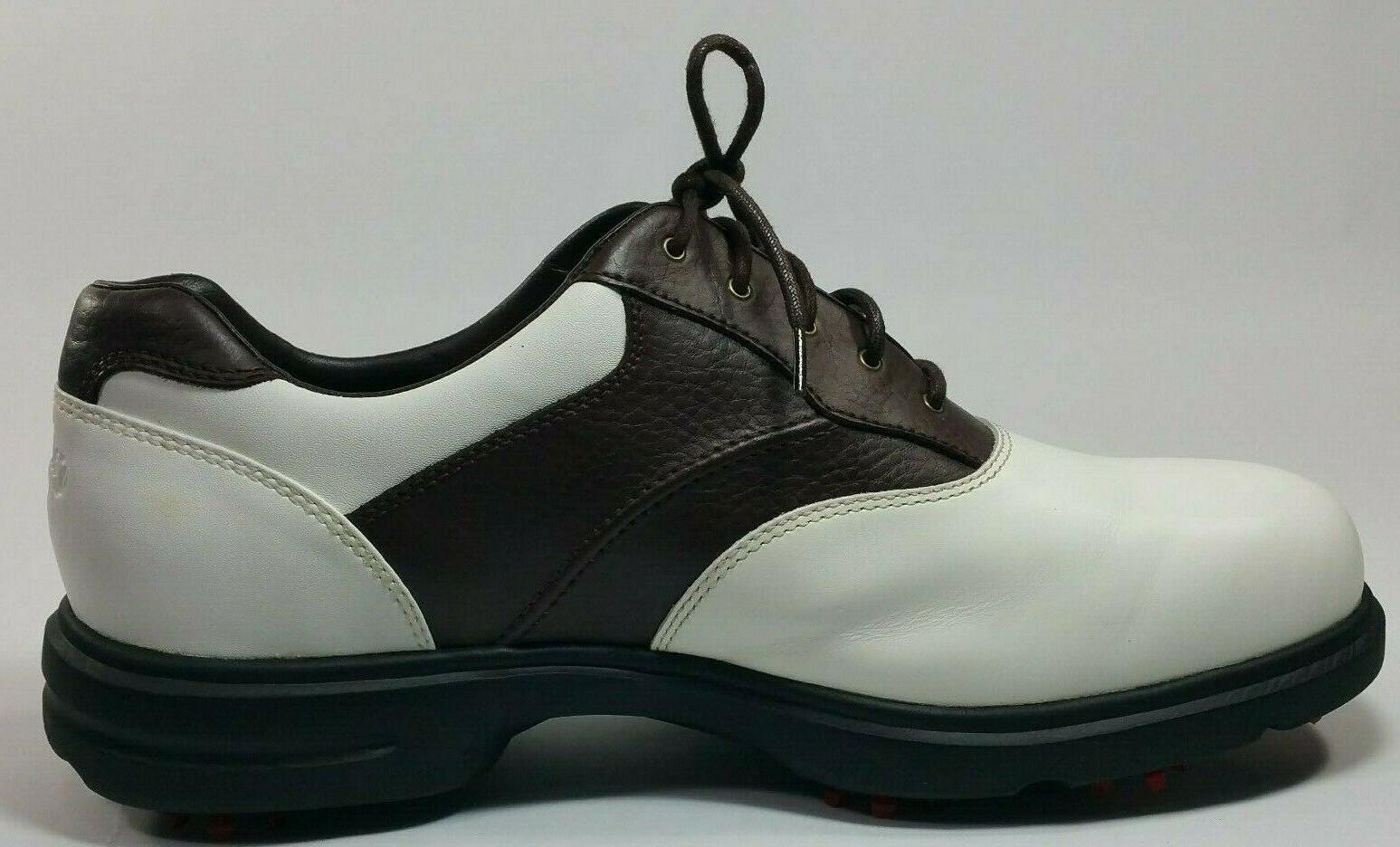 Callaway Shoes 11.5 Brown Saddle M209-18 Rubber NEW