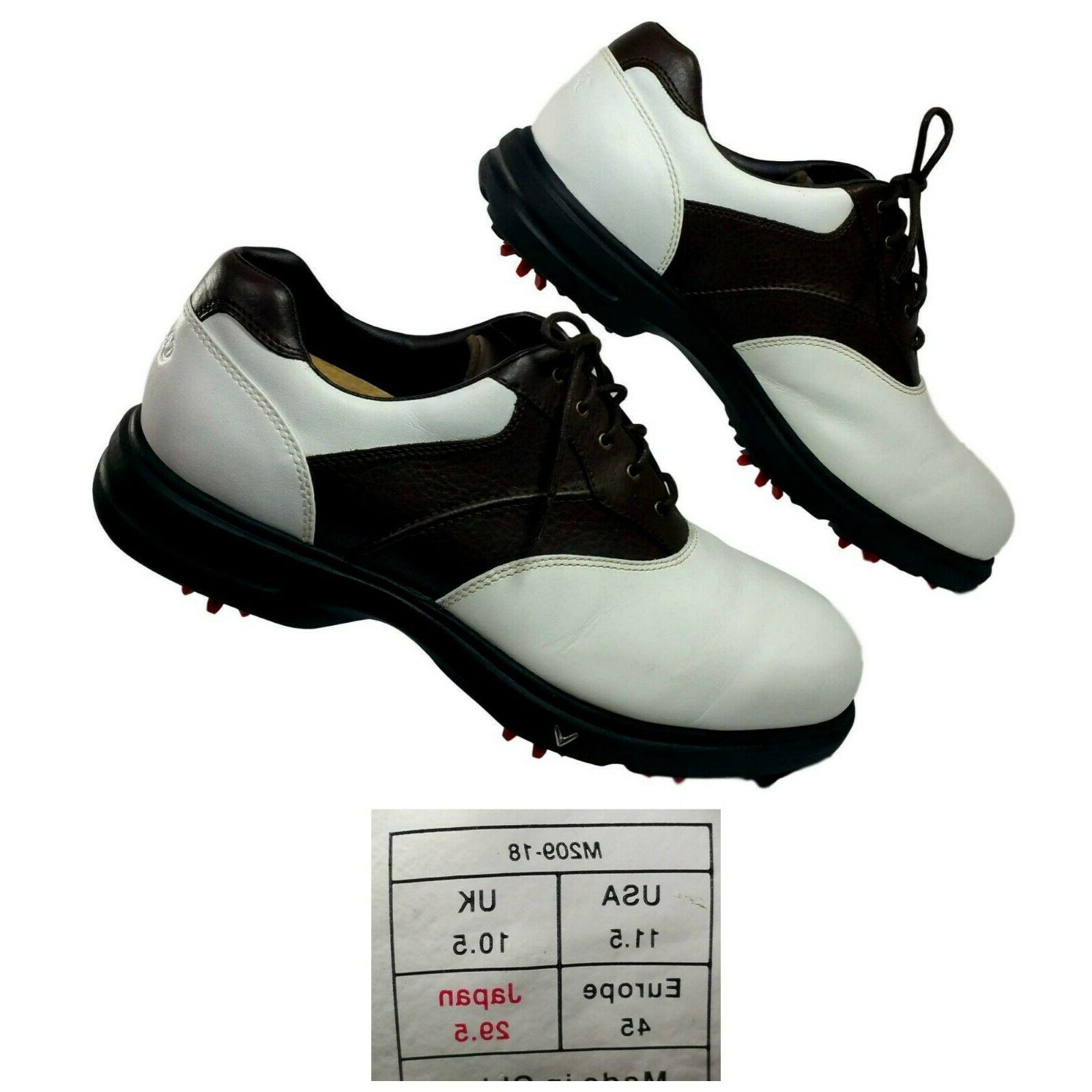 golf shoes men s 11 5 med