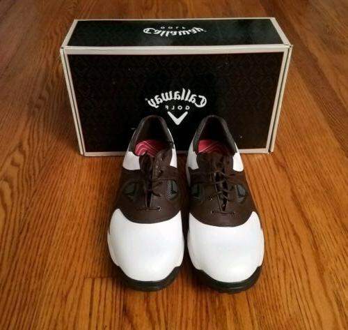 golf shoes men s 11 wide white