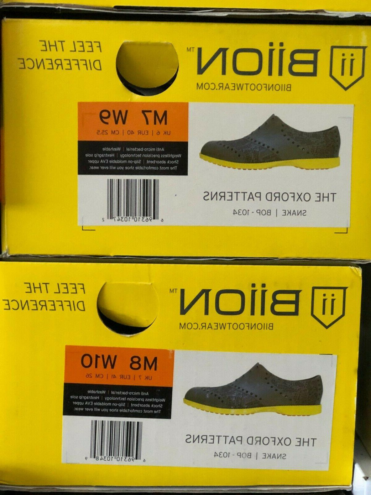 Biion Golf Shoes Snake