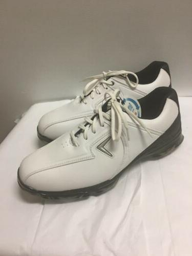 Callaway Golf 10 White Spikes